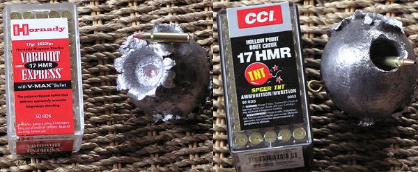 Can 17 hmr penetrate vests